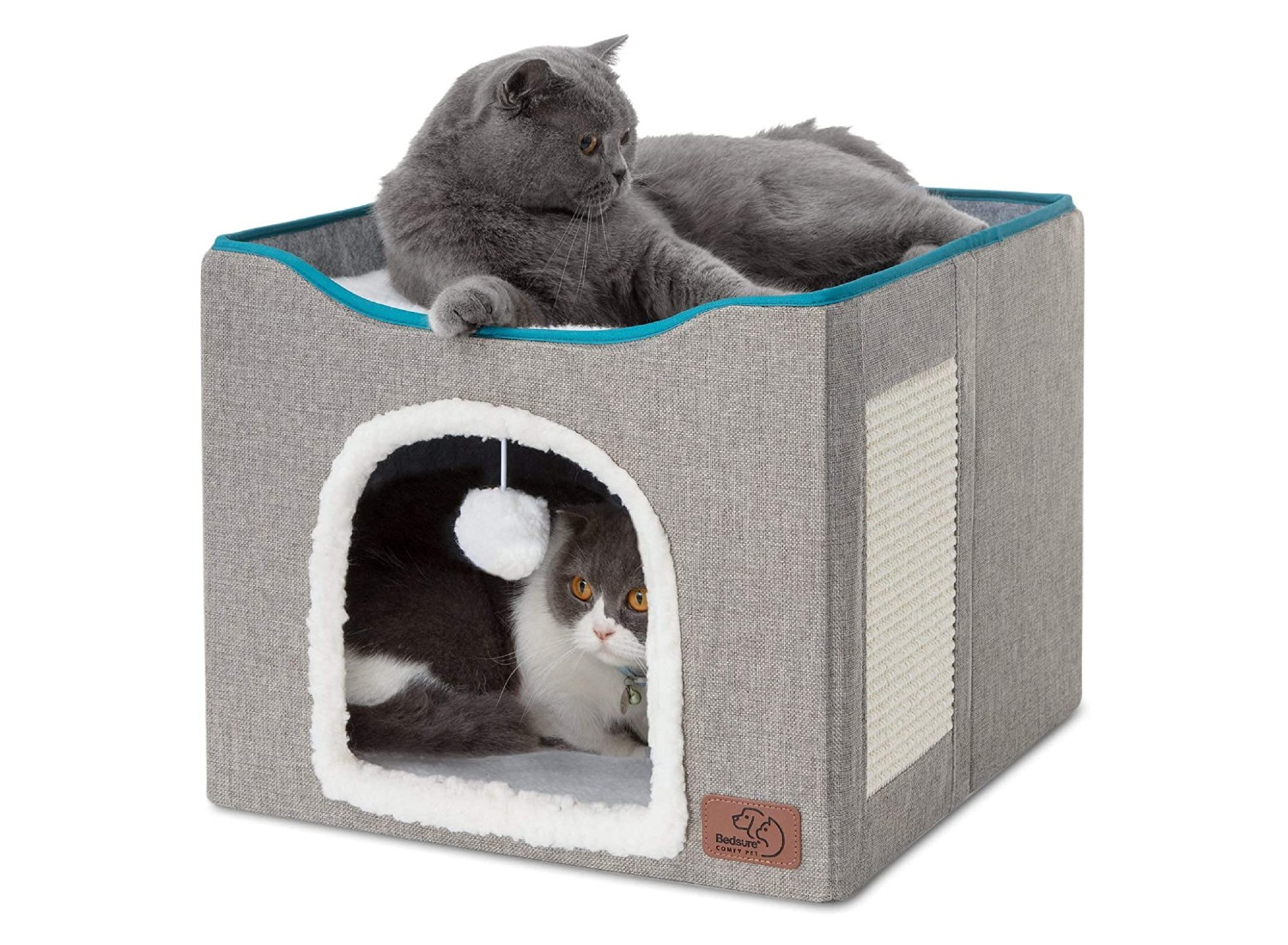 The Best Cat Houses For 2021 Pethelpful Reviews